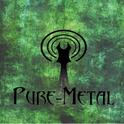 Pure-Metal Radio-Logo