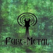 Pure-Metal Radio-Logo