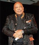Quincy Jones ist ein begnadeter Produzent und Bandleader