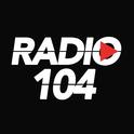 Radio 104 Savona Sound-Logo