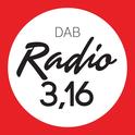 Radio 3,16-Logo
