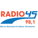 Radio 45-Logo