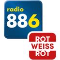 Radio 88.6-Logo