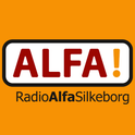 Radio Alfa Silkeborg-Logo