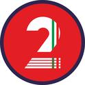 Radio Antenna Due-Logo
