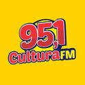Cultura FM 95.1-Logo