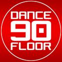 Radio Dancefloor 90s-Logo