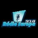Rádio Europa 93.8-Logo