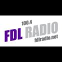 Radio FDL 100.4-Logo