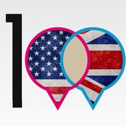 Radio Learn English 100-Logo