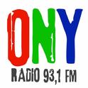 Radio ONY 93.1-Logo