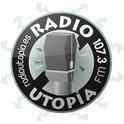 Radio Utopía 107.3-Logo