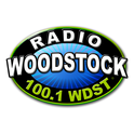 Radio Woodstock 100.1  WDST-Logo