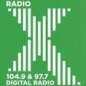 Radio X-Logo