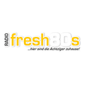 Radio fresh80s-Logo