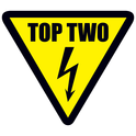 Radio TOP TWO-Logo
