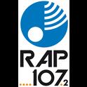RAP 107 FM-Logo