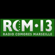 RCM 13 Radio Comores Marseille-Logo