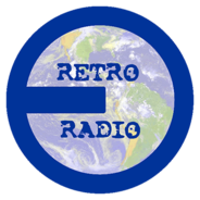 Retro Radio-Logo