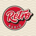 Retro Rádió-Logo