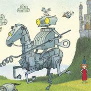 Ritter Rost gibt sich selbst gern stark und tapfer - in Wirklichkeit ist er aber ein Feigling