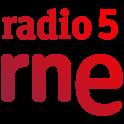 Radio 5 Todo Noticias-Logo