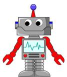 Mini's Spezialgebiet sind Roboter
