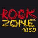 RockZone 105.9-Logo