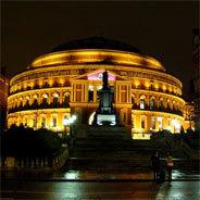 Das Konzert wird live aus der Royal Albert Hall in London übertragen
