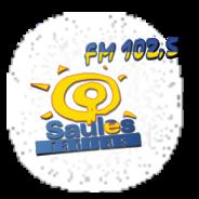 Saules Radijas 102.5-Logo