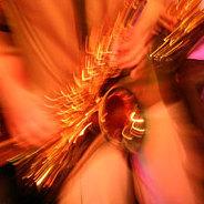 Das Saxofon ist nur eine von vielen Klangfarben, die auf der Bühne der Ragtime Rumours erklingt