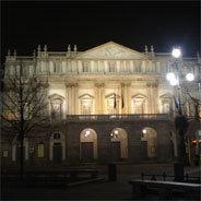 Die Mailänder Scala ist eins der bekanntesten Opernhäuser der Welt