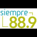 Siempre 88.9-Logo