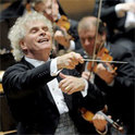 Das Konzert der Dirigenten Robin Ticciati und Sir Simon Rattle
