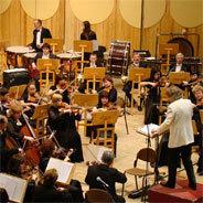 Das hr-Sinfoniorchester unter der Leitung von Paavo Järvi.