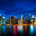 Singapur bedeutet Fremde, Weite und Abenteuer