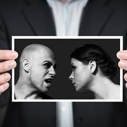 Emotionaler Streit