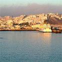 So nah und doch so fern: Nur einige Kilometer trennen Tanger vom spanischen Festland