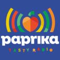 Paprika Tasty Radio-Logo