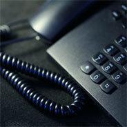 Mit einem Anruf geht alles los