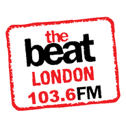 The Beat London 103.6 FM-Logo