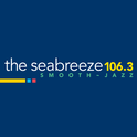 The Seabreeze 106.3 WSBZ-Logo