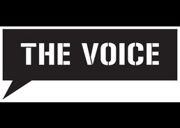 Internetradio-Tipp: The Voice-Logo