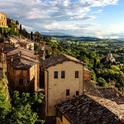 Landschaft in der Toscana