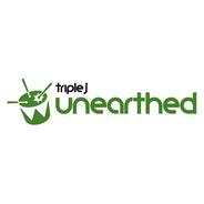triple j Unearthed-Logo