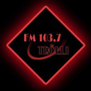 Trölli FM 103.7-Logo