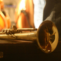 Der Trompeter wirkte mit zahlreichen prominenten Musizierenden.