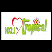 Tropical FM 102.1-Logo