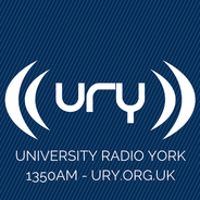 University Radio York URY-Logo