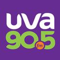 UVA 90.5-Logo